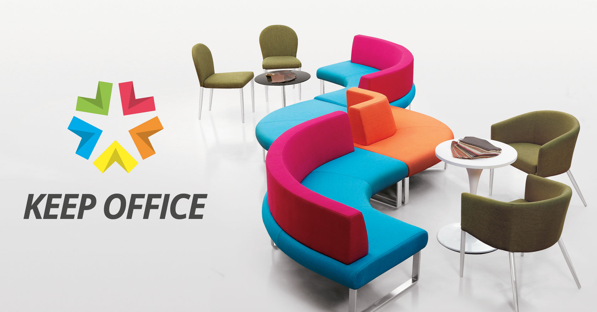 Keep Office Office Lounge Chairs & Fabric Sofas
